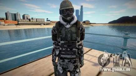 New Swat skin (good model) pour GTA San Andreas