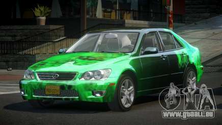 Lexus IS300 U-Style S6 für GTA 4