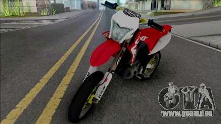 Honda CRF 150L Supermoto für GTA San Andreas