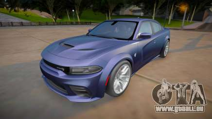 Dodge Charger Hellcat 2020 pour GTA San Andreas