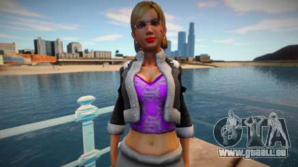 Girl Saints Row 3 style pour GTA San Andreas
