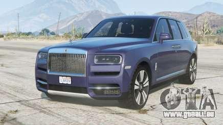 Rolls-Royce Cullinan 2018 v4.0 pour GTA 5