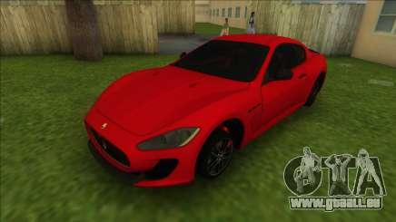 Maserati Gran Tourismo pour GTA Vice City