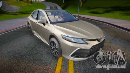 Toyota Camry V75 XLE 2021 pour GTA San Andreas