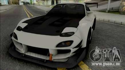 Mazda RX-7 Tuning pour GTA San Andreas