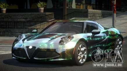 Alfa Romeo 4C U-Style S2 für GTA 4