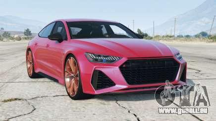 Audi RS 7 Sportback 2020 〡add-on pour GTA 5