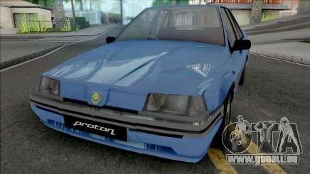 Proton Saga Iswara 2nd Gen für GTA San Andreas