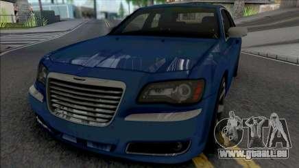 Chrysler 300C 2011 (SA Lights) pour GTA San Andreas