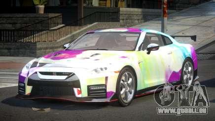 Nissan GT-R GS-S S1 für GTA 4