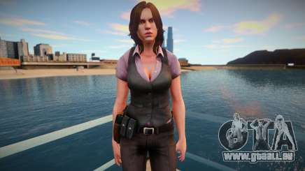 Helena Harper skin pour GTA San Andreas