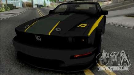 Ford Mustang Shelby Terlingua (SA Lights) pour GTA San Andreas