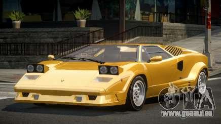 Lamborghini Countach GST-S pour GTA 4