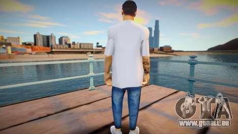 New somyst skin pour GTA San Andreas