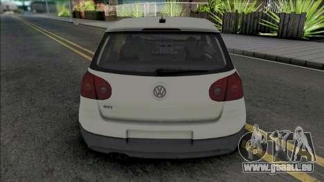 Volkswagen Golf GTI (NFS Shift) pour GTA San Andreas