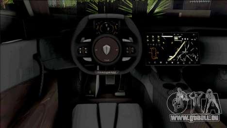 Koenigsegg Gemera 2020 pour GTA San Andreas