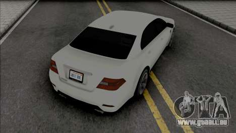 Vapid Torrence v2 pour GTA San Andreas