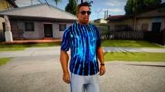 Don Omar T-Shirt for CJ für GTA San Andreas