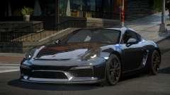 Porsche 718 BS-U