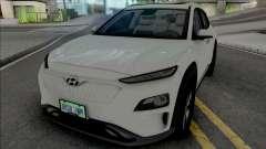 Hyundai Encino EV 2019