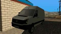 Volkswagen Crafter light - Cargo version