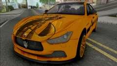 Maserati Ghibli III Taxi (Carbon)