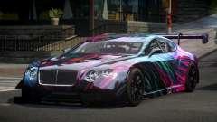 Bentley Continental SP S4