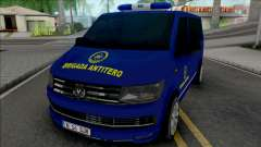 Volkswagen Transporter SRI Brigada AntiTero