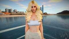 Helena Douglas Casual v8 für GTA San Andreas