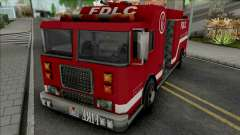 Firetruck from GTA LCS