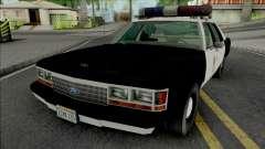 Ford LTD Crown Victoria 1991 LAPD