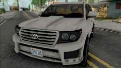 Toyota Land Cruiser 2015 Lowpoly