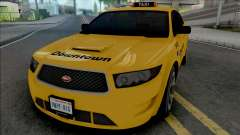 Vapid Torrence Taxi Downtown v2