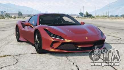 Ferrari F8 Spider 2020 〡add-on pour GTA 5