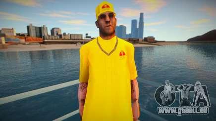New Wmypizz skin pour GTA San Andreas