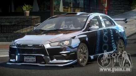 Mitsubishi Evo X SP S8 pour GTA 4