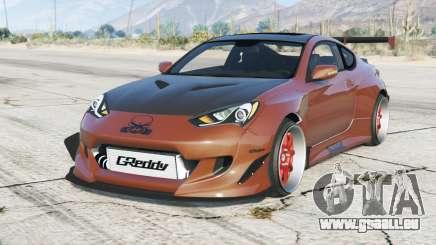 Hyundai Genesis Coupé 2013 〡Rocket Bunny〡add-on pour GTA 5