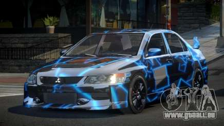 Mitsubishi Evo IX BS-U S3 für GTA 4