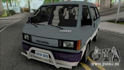 Toyota Lite Ace pour GTA San Andreas