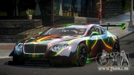 Bentley Continental SP S1 pour GTA 4