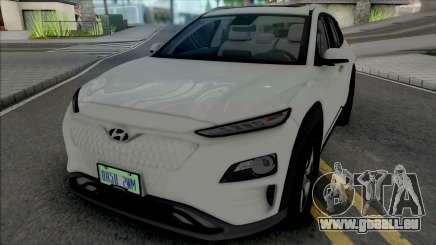 Hyundai Encino EV 2019 für GTA San Andreas