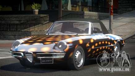 Alfa Romeo Spider SP S2 für GTA 4