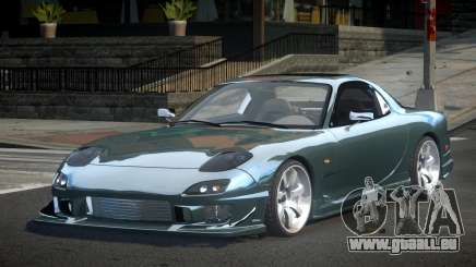 Mazda RX-7 GS pour GTA 4