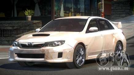 Subaru Impreza GST-R S8 pour GTA 4