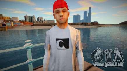 New skin Wmybmx pour GTA San Andreas