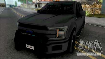 Ford F-150 Police Unmarked für GTA San Andreas