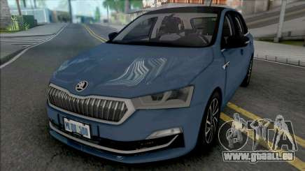 Skoda Rapid Combi 2020 pour GTA San Andreas