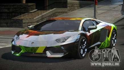 Lamborghini Aventador GST Drift S4 für GTA 4