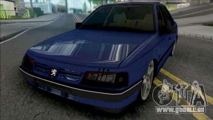 Peugeot 405 GLX Sport pour GTA San Andreas