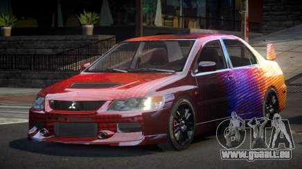 Mitsubishi Evo IX BS-U S5 für GTA 4